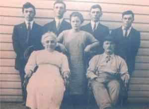 Springfield Farm Tenant Farmers 1897 - 1918 Isaac Hoffman Family
