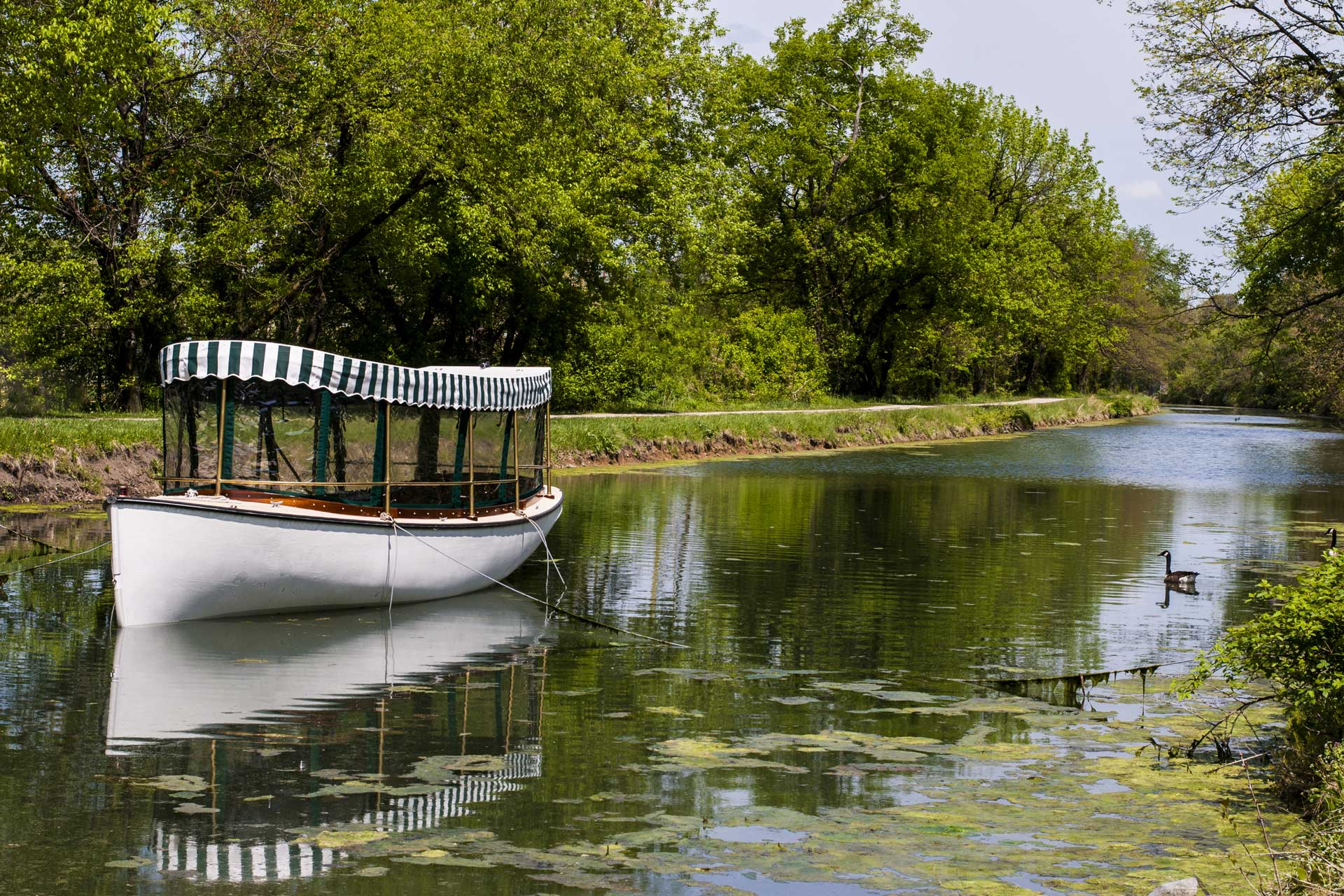 C&O Canal Will Host World Conference
