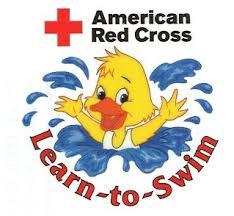 Red Cross Swim Lessons