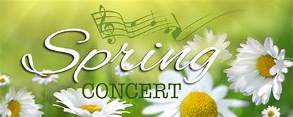 Community Band's Facebook Live Spring/Mother's Day Concert